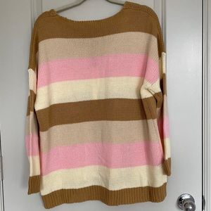 Mustard Seed Sweaters - Vneck Wool Sweater